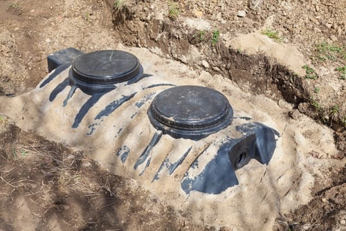 Septic Tank Replacement