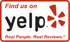90+ YELP REVIEWS